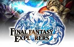 『ファイナルファンタジー エクスプローラーズ』発売日が12月18日に決定!