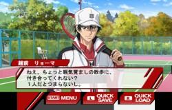 3DS『新テニスの王子様』の恋愛アドベンチャーゲームが11月6日に発売