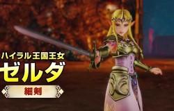 『ゼルダ無双』6.9万、Vita『MHF-G』2.1万:ゲームソフト週間販売本数ランキング