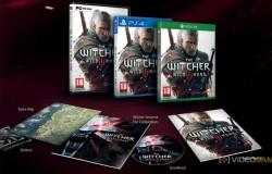 次世代オープンワールドRPG『ウィッチャー3』海外発売日が2015年2月24日に決定!スタチュー同梱の限定版も登場。E3 2014トレーラーも公開!