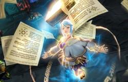 Wii U『ゼルダ無双』白の魔女「ラナ」や「アゲハ」のスクリーンショットが公開!システム情報の更新も