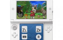 『ドラゴンクエストX オンライン』3DS版が9月4日に発売決定!クラウドゲーム技術により他機種版と遜色ないプレイ感覚を実現!