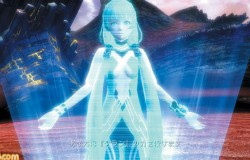 『ファンタシースター ノヴァ』新キャラ「ユノ」、新クラス「バスター」と武器「ヘイロー」