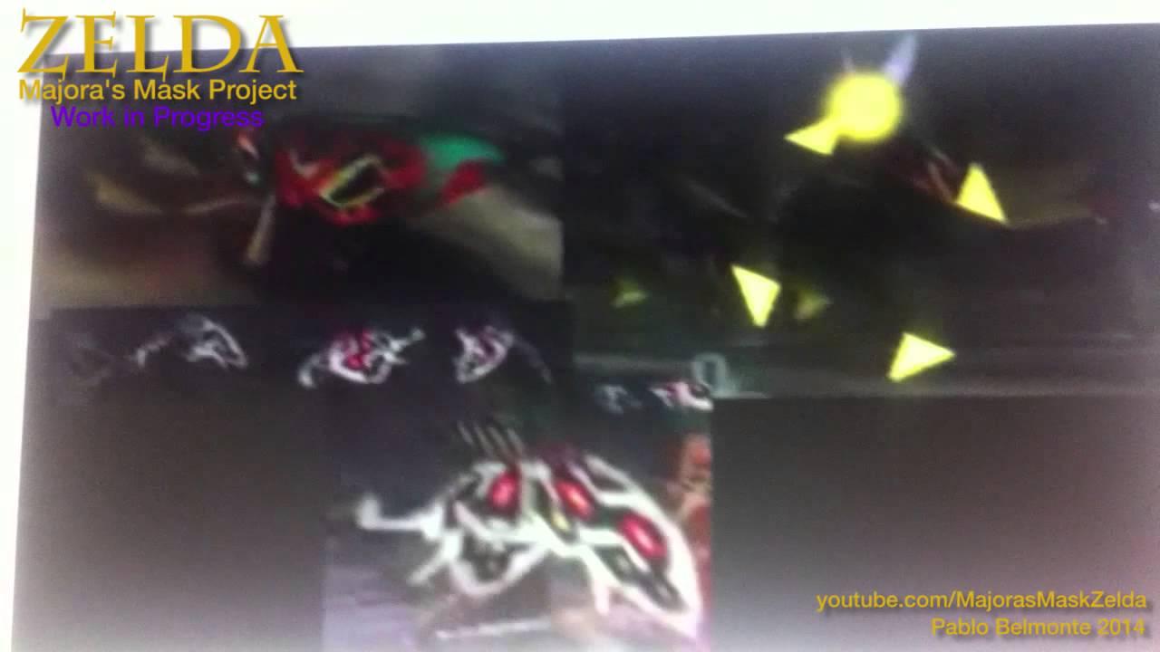 『ゼルダの伝説 ムジュラの仮面』海外ファンによるプロジェクトが始動