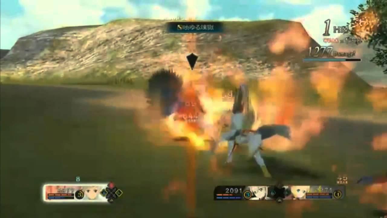 『テイルズ オブ ゼスティリア』さまざまな神依化が見られる最新戦闘プレイ動画