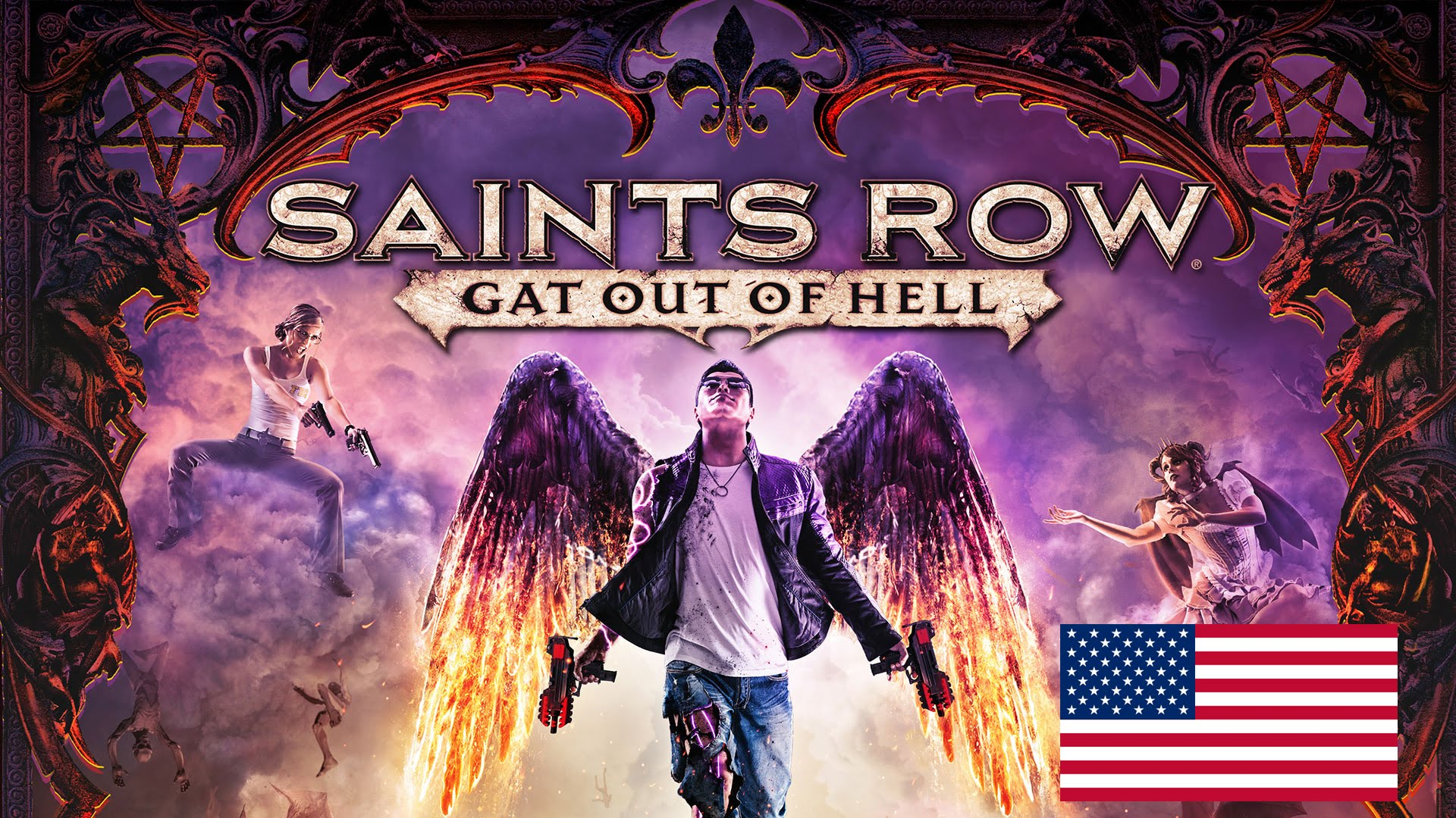 Saints row gat out of hell saints row gat out of hellivps4xb1 voltagebd Images