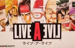 『ライブ・ア・ライブ』スマホでのリリース計画が進行中-原始篇キャラクターをデザインした漫画家・小林よしのり氏が明かす