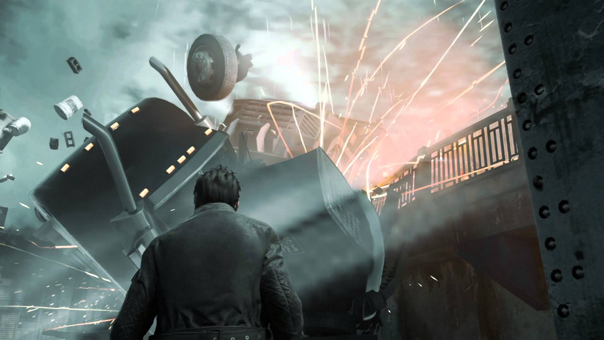 Remedy新作『クォンタムブレイク』8分半にわたる迫力のプレイデモが公開!