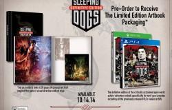 『スリーピングドッグス Definitive Edition』PS4/XboxOneで発売決定!