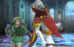 『スマブラ 3DS / Wii U』スカイウォードソードより「ギラヒム」がアシストフィギュアとして参戦