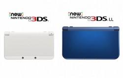 CPUも向上した新型3DS『Newニンテンドー3DS』発売決定!CスティックやZL/ZRボタンを搭載!3Dブレ機能も備え安定して立体視が楽しめる!NFCや着せ替えプレートにも対応!