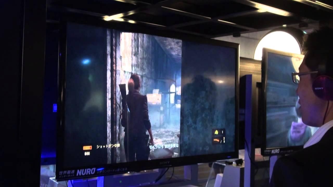 『バイオハザード リベレーションズ2』TGS2014出展デモのCam撮りプレイ動画