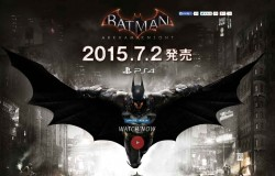 [動画追加]『バットマン アーカム・ナイト』国内発売日が2015年7月2日に決定。Xbox One版はキャンセル