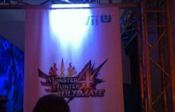 『モンスターハンター4G』Wii U版が発売か!? ドイツのイベント「Connichi」会場で興味深い写真が撮影される