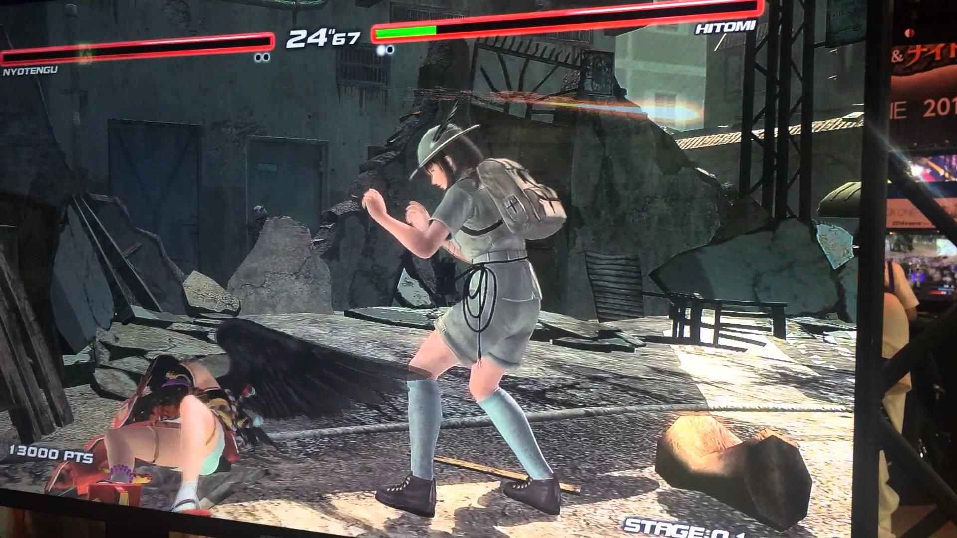 """PS4/XB1版『デッドオアアライブ5 Last Round』人肌の""""温もり""""や""""柔らかさ""""を表現する「やわらかエンジン」実装-次回作はおそらく『6』、PS4へよりフォーカスした形で展開"""