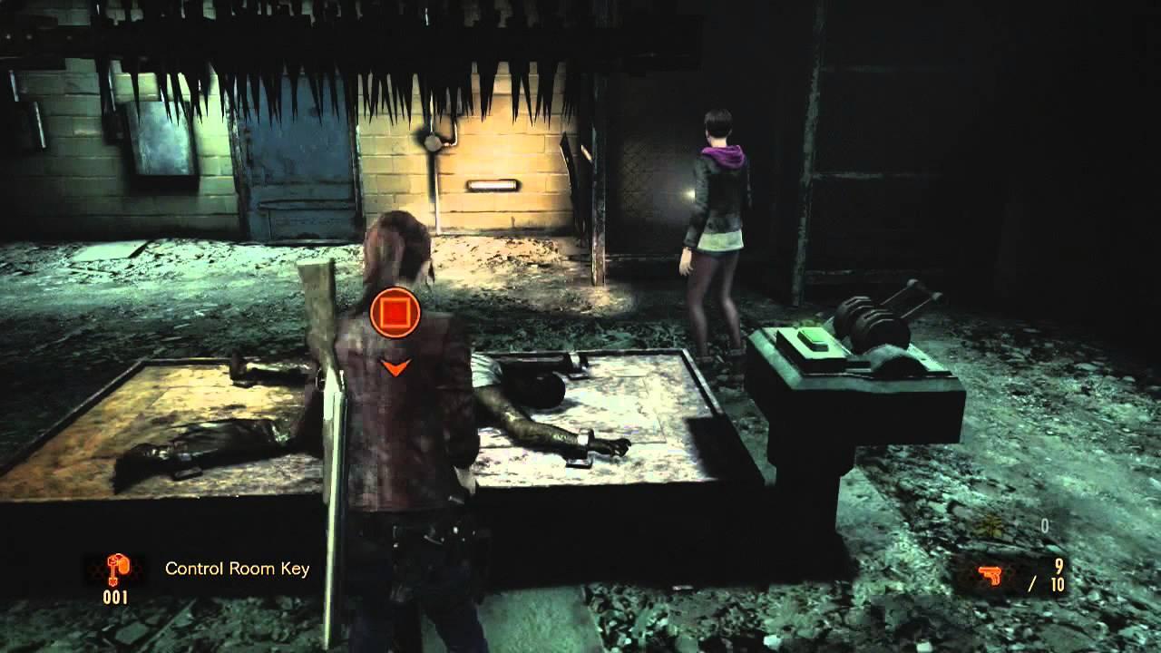 『バイオハザード リベレーションズ2』最新プレイ映像が公開