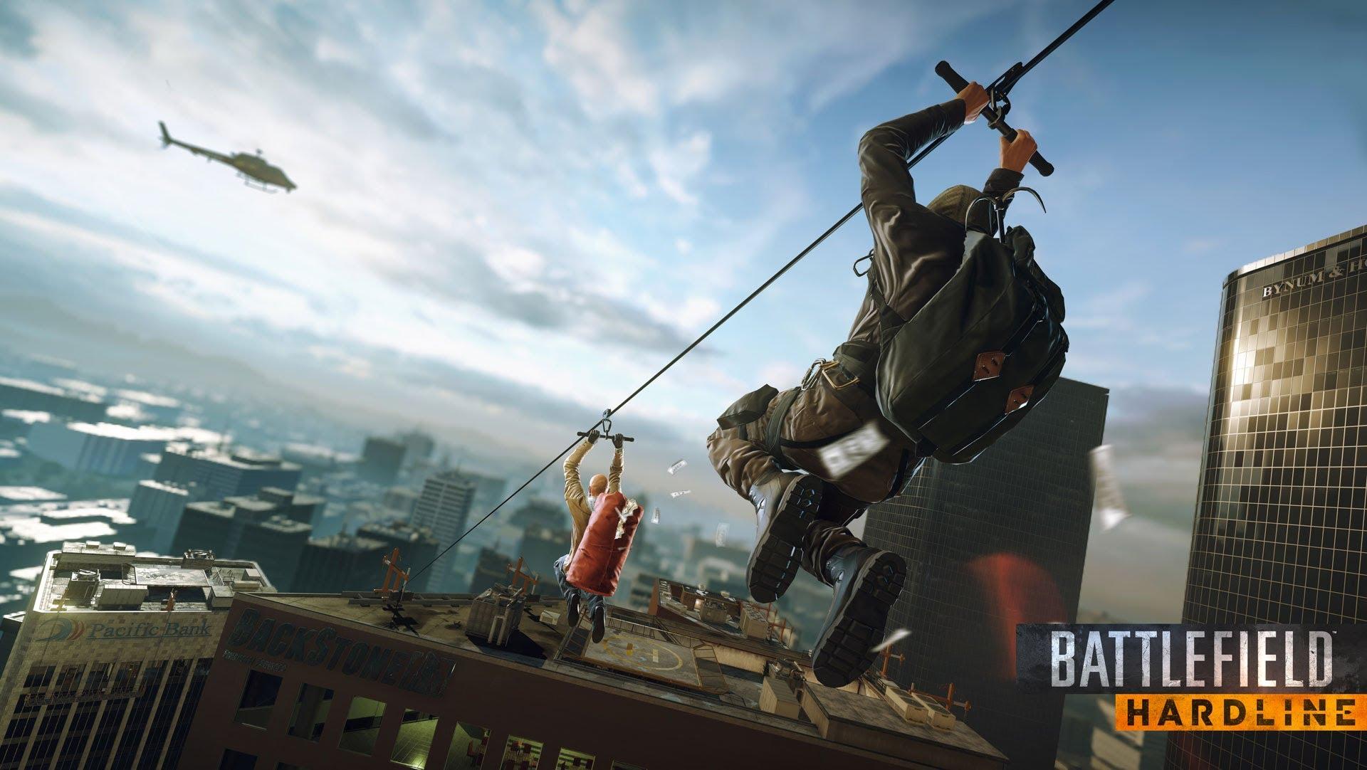 『バトルフィールド ハードライン』北米発売日が2015年3月17日、欧州発売日が3月19日に決定