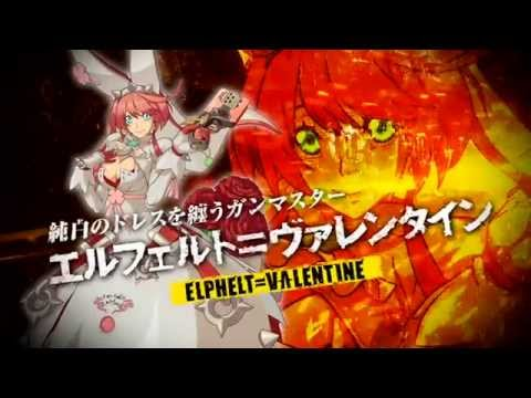 『ギルティギア イグザードサイン』ゲームの詳細を12分にわたって紹介するロングPV公開!