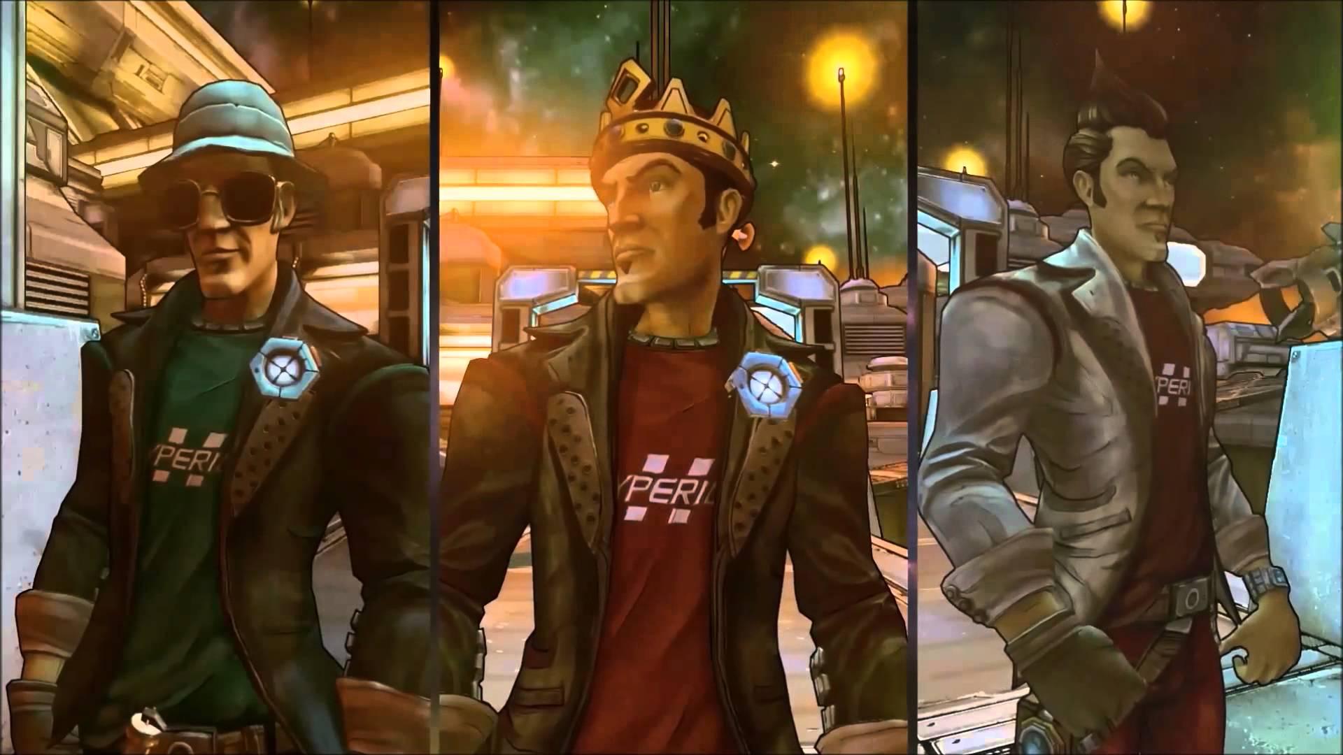『ボーダーランズ プリシークエル』ハンサム・ジャックになりきれる第1弾DLC「Handsome Jack ドッペルゲンガーパック」配信開始!