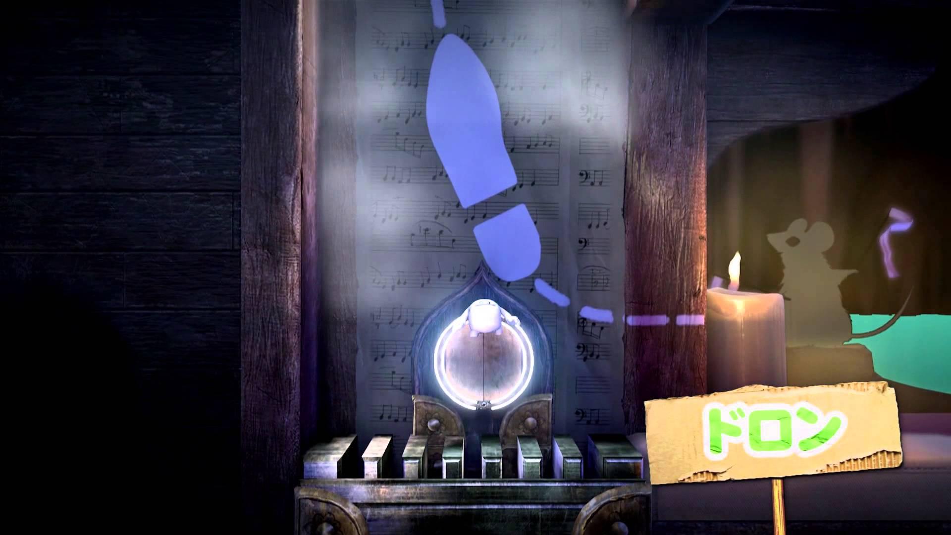 『リトルビッグプラネット3』ストーリー、キャラクター、クリエイト&シェアを紹介する国内向けPV公開!