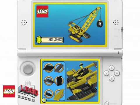『レゴ ムービー ザ・ゲーム』3DS版のプレイ動画が公開!