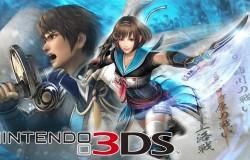 『戦国無双クロニクル3』3DS&PS Vita両体験版のプレイ動画