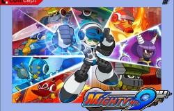 『Mighty No.9』主人公ベックのカラーリング変更&リワード用パッケージデザインが公開