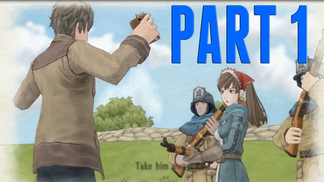 PC版『戦場のヴァルキュリア』フルHDプレイ動画