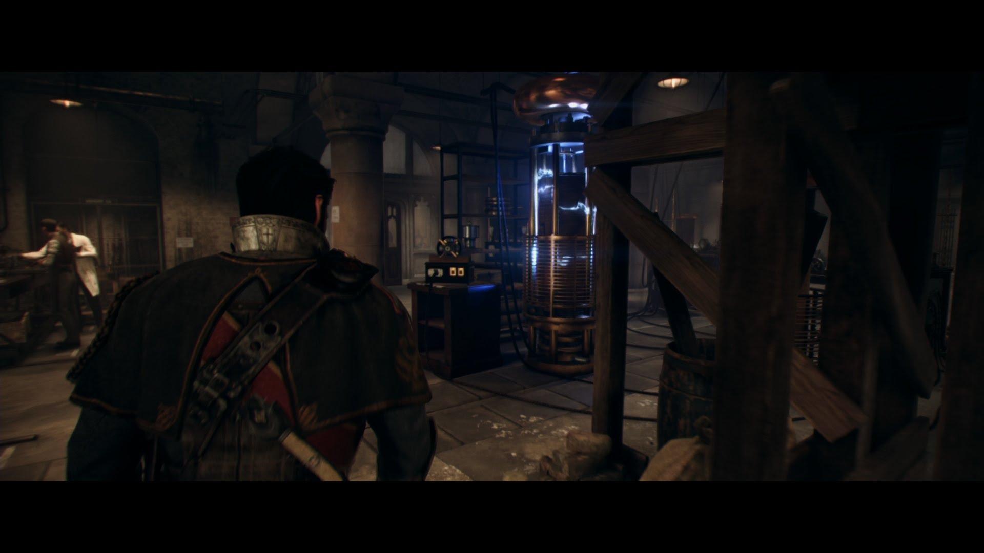 PS4『The Order: 1886』価格が5,900円+税に決定!特典はコスチューム・武器・戦闘アイテムのDLコード