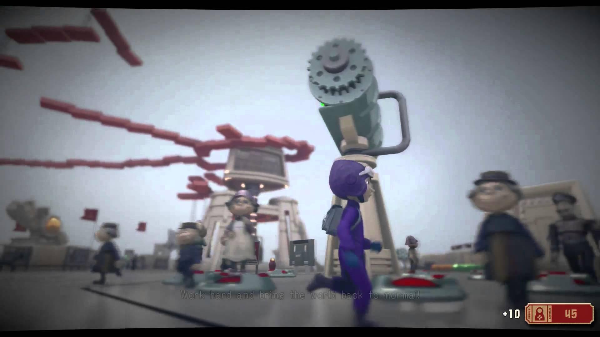 『トゥモローチルドレン』アルファテストのプレイ映像が公開!ディレクターによる解説付き
