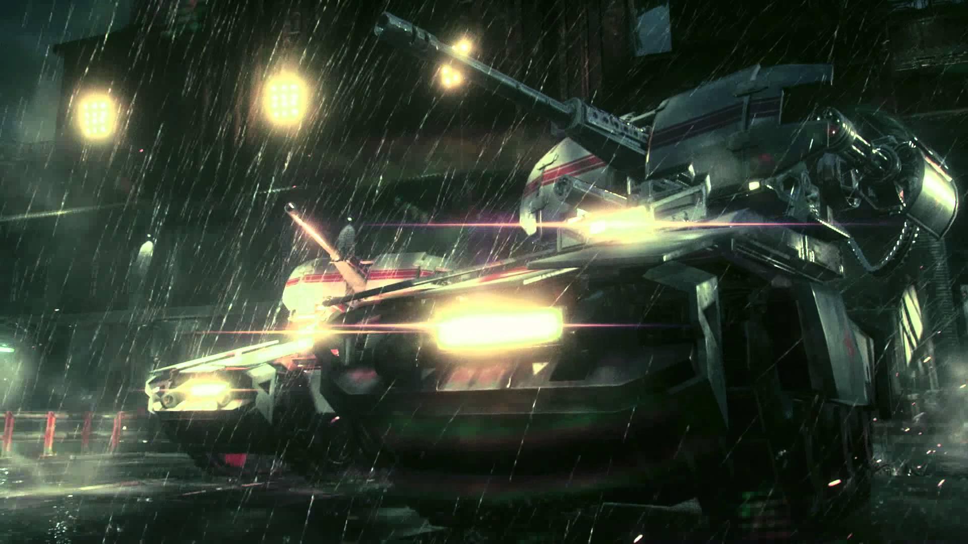 『バットマン:アーカム・ナイト』バットモービルの勇姿を堪能できる最新トレーラー公開!