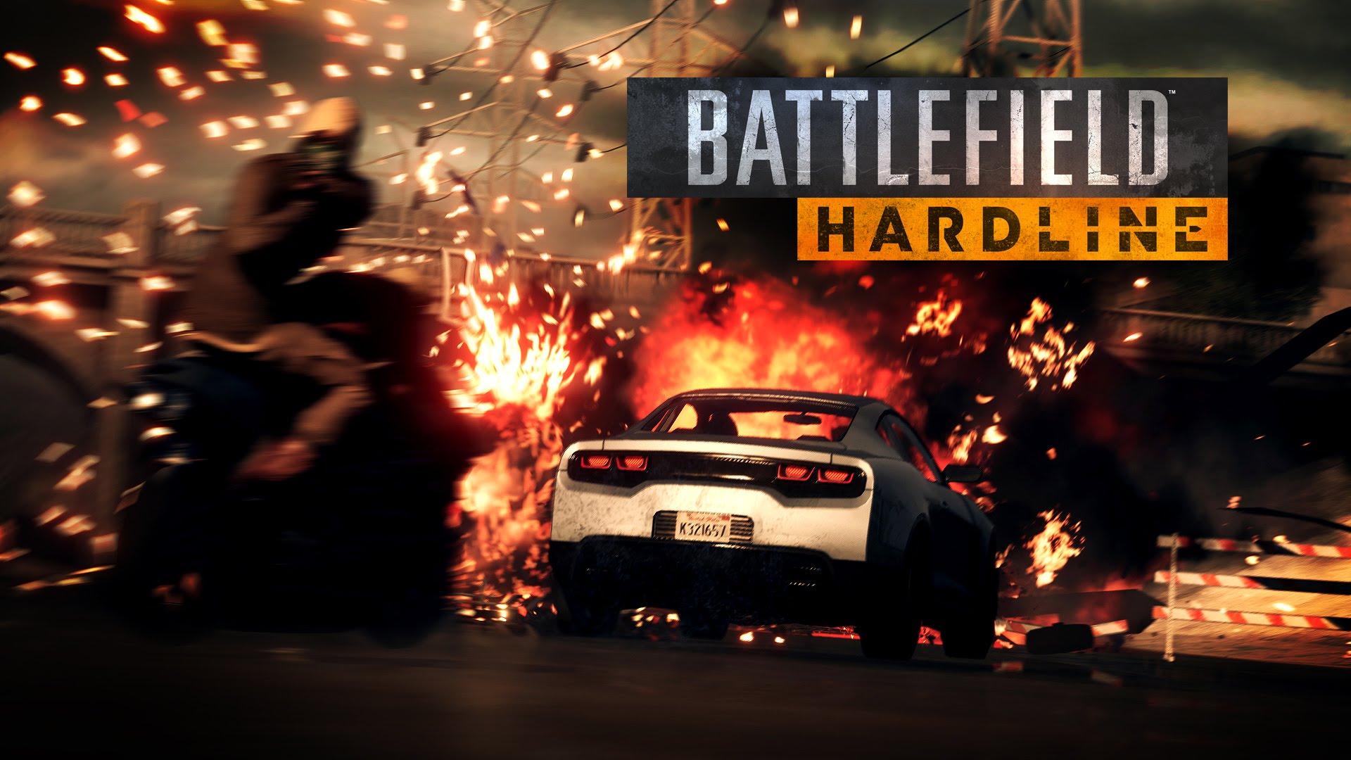 『バトルフィールド ハードライン』最新ゲームプレイトレーラー「Karma」公開