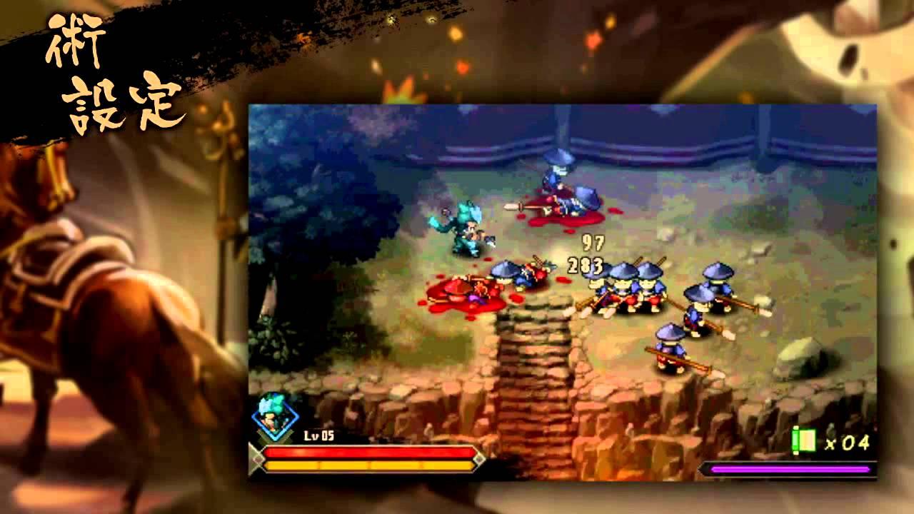 戦国ハクスラアクションRPG『異史戦国伝 宿業』システムを紹介するプレイ動画が公開!ボス戦もあり
