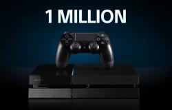 フランスでPS4の販売台数が100万台を突破