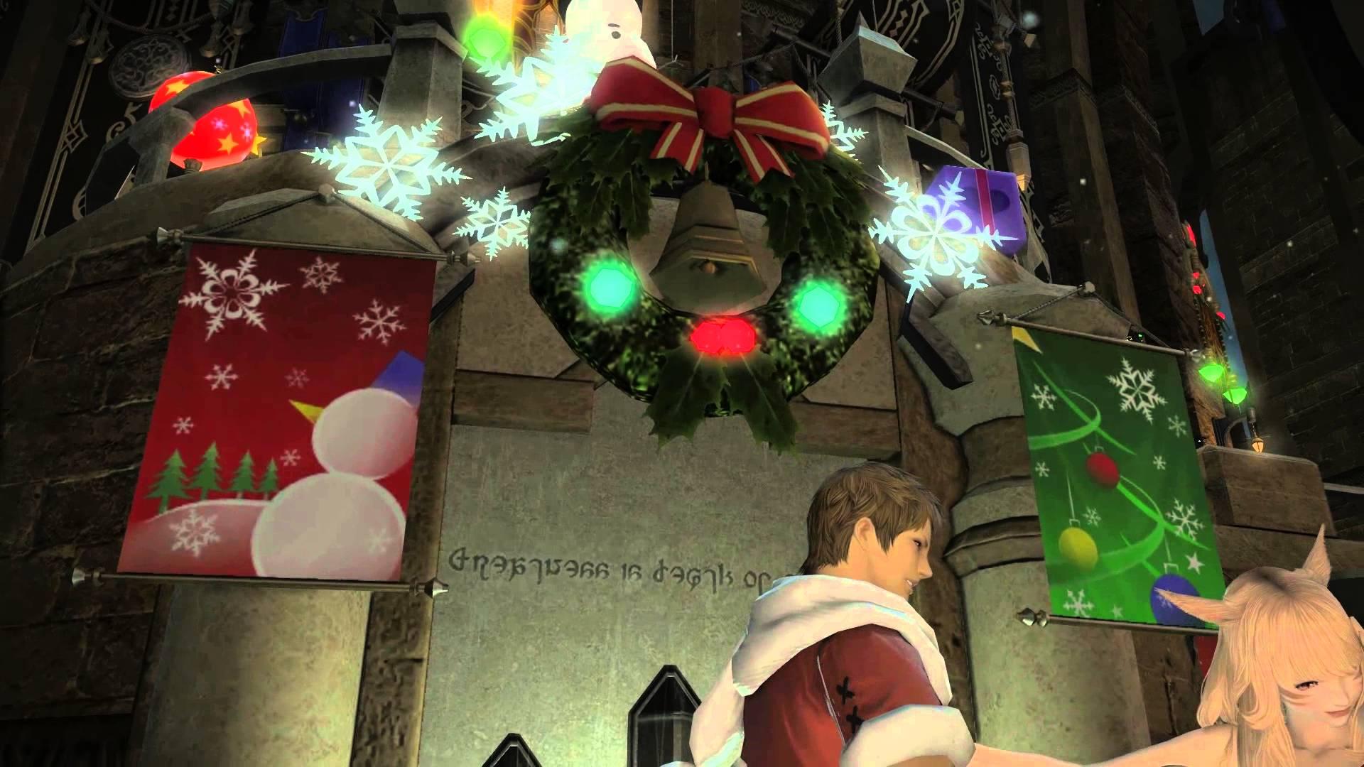 PS4/PS3『FF14』フリートライアル版が配信開始!PS4/PS3カスタムテーマの無料配信も!