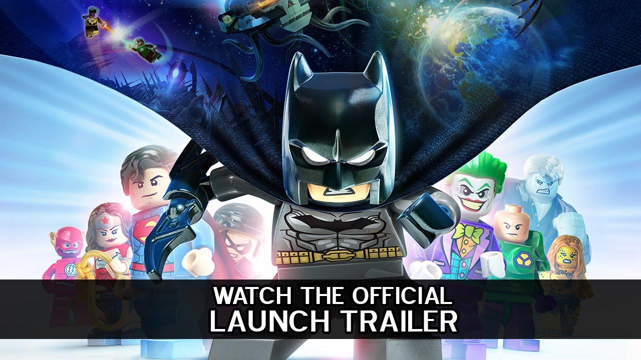 PS4/PS3/WiiU/3DS『LEGO バットマン3 ザ・ゲーム ゴッサムから宇宙へ』2015年4月2日発売決定!