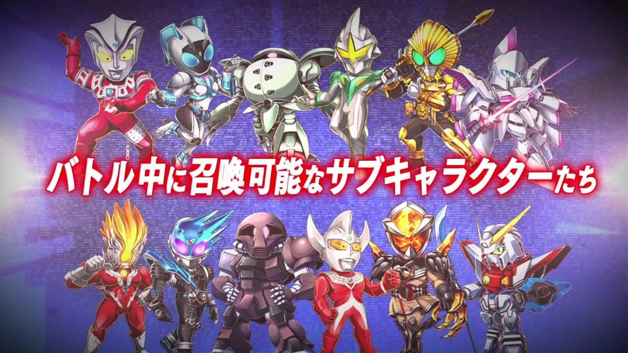 『ロストヒーローズ2』予告PV第4話が公開!様々なサブキャラクターを紹介