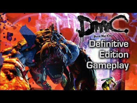 『DmC: Definitive Edition』バージルの60fpsプレイ動画が公開!