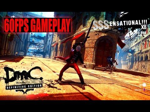 『DmC: Definitive Edition』新たな60fpsプレイ動画が公開