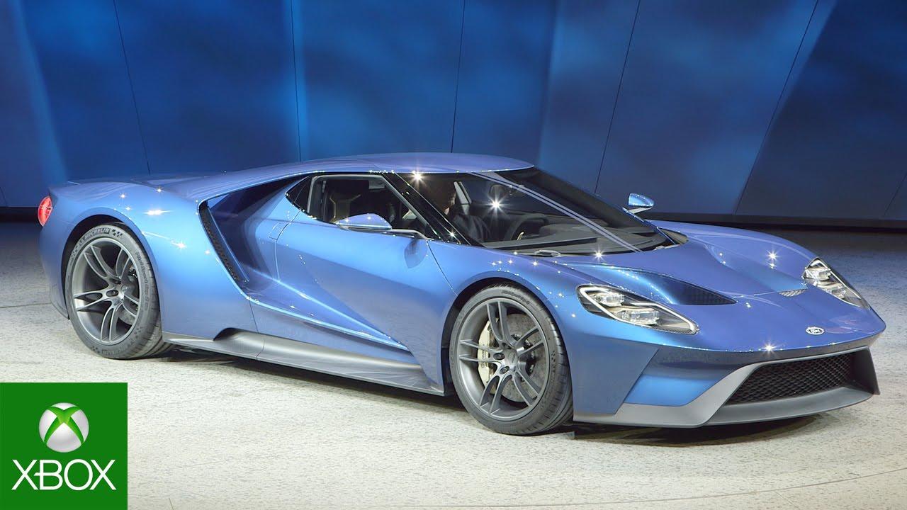 『Forza Motorsport 6』発表!フォード社との提携も明らかに
