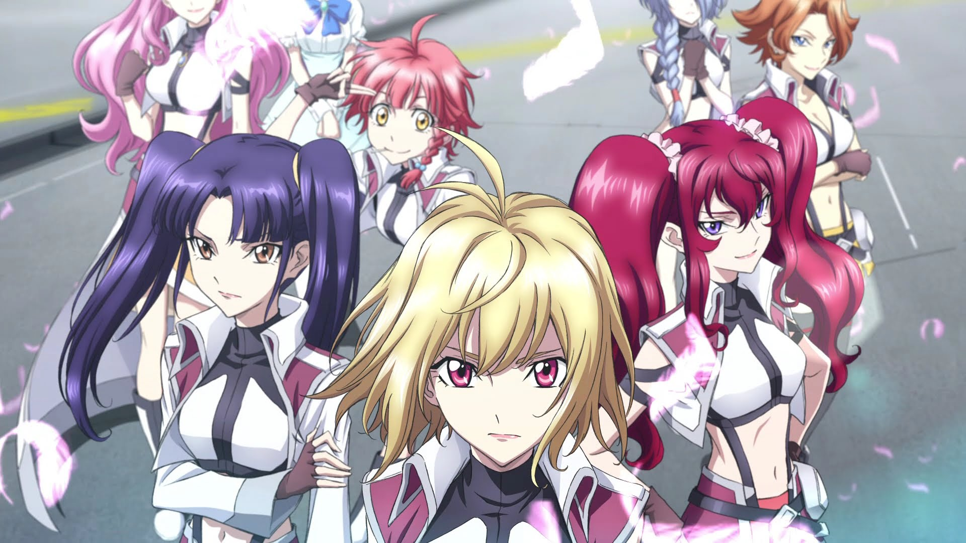 Vita『クロスアンジュ 天使と竜の輪舞tr.』ゲーム予告CM第1弾「私が主人公じゃないってどういうこと!?」篇が公開