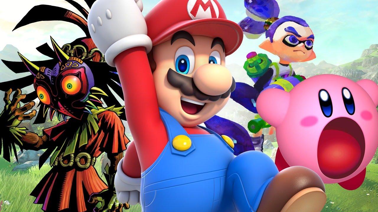 Wii U&3DSで2015年に発売される21のビッグタイトル