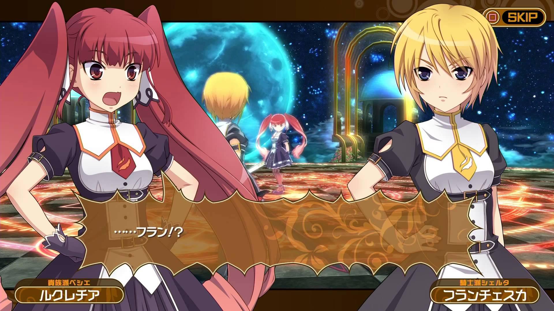 一騎当千爽快バトルアクション『クロワルール・シグマ』PS4版の配信日が3月5日に決定!