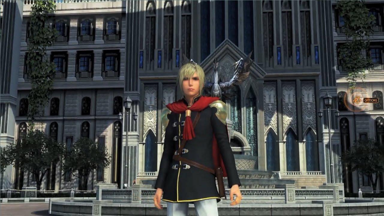 『FF零式HD』PSPにはなかった新規映像が追加!0組の新制服「教導軍装ホマレ」も収録