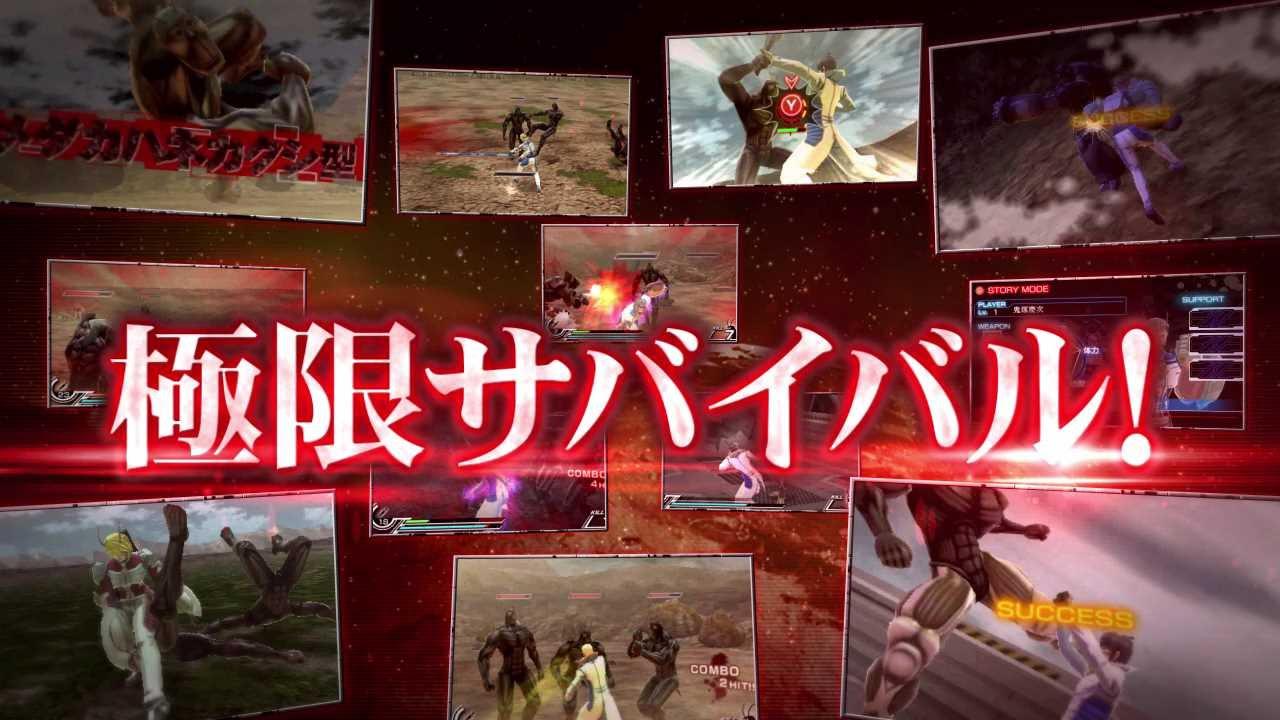 3DS『テラフォーマーズ』PV公開!バグズ2号のキャラやゲームオリジナルのテラフォーマーも登場!