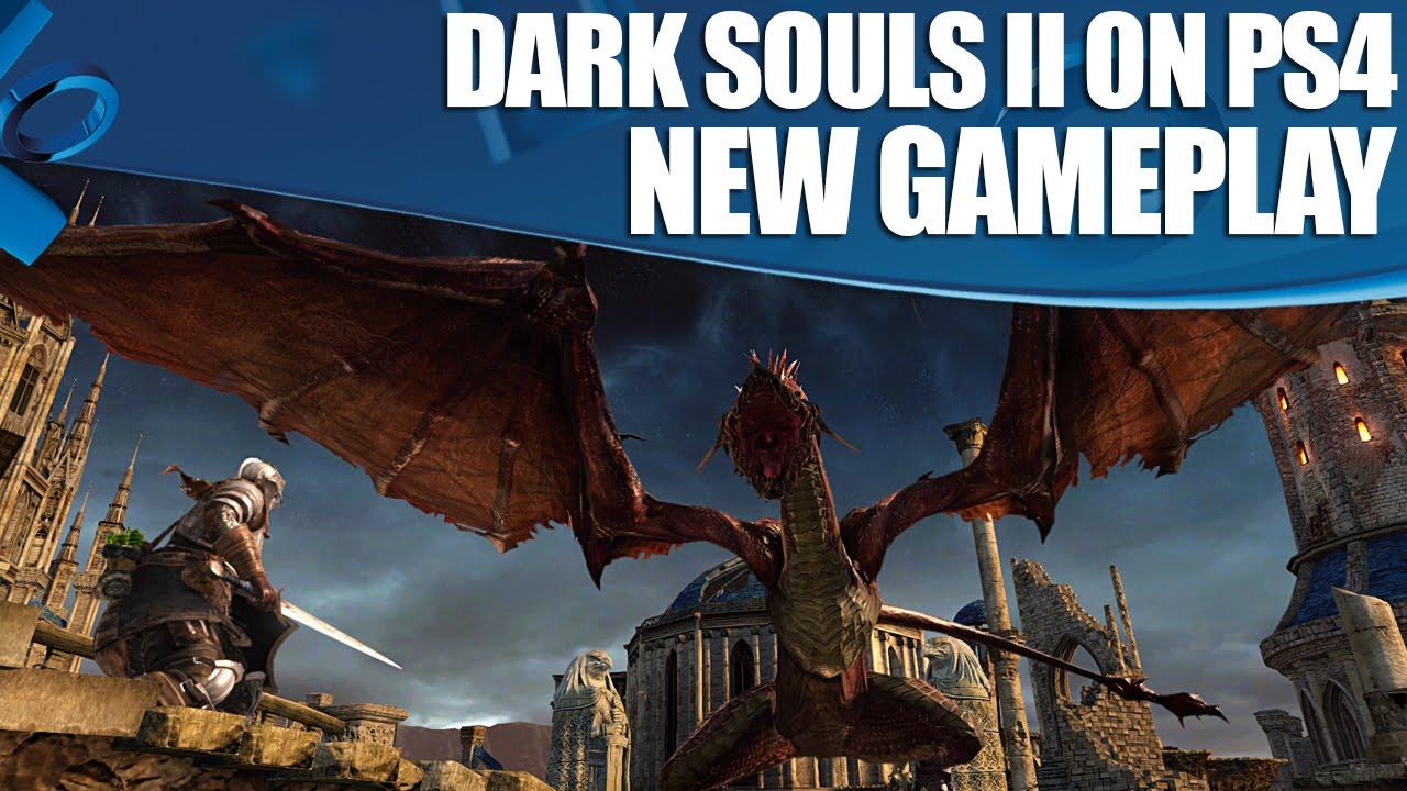 PS4版『ダークソウル2』27分にわたるプレイ動画が公開!