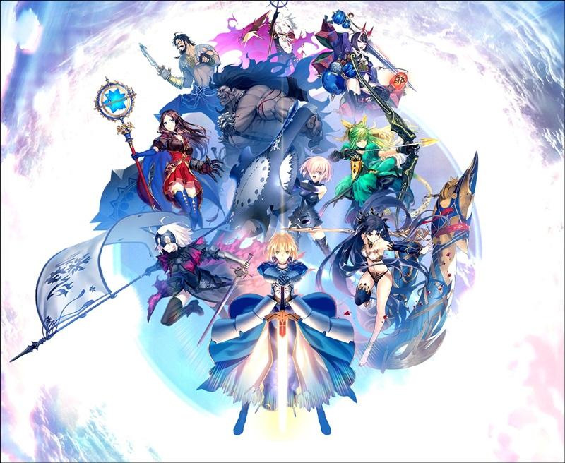 fate grand order 台 版 apk