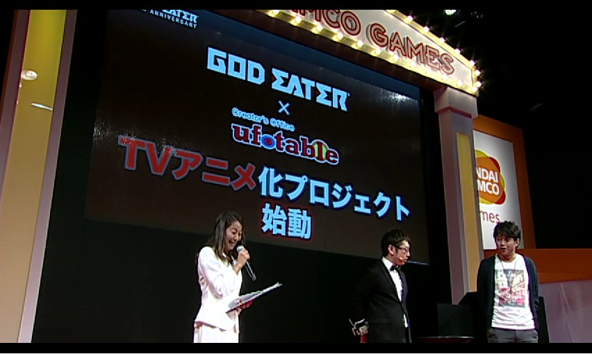 ゴッドイーター TVアニメ化