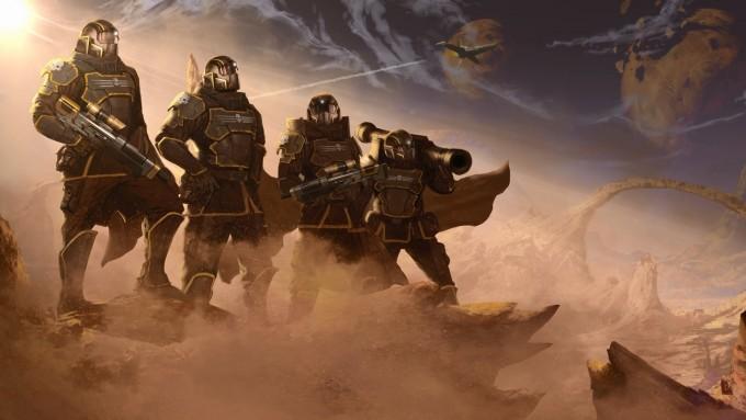 オートリロードなし、FFオフ不可、弾丸補給には複雑なコマンド入力などひたすら骨太!『ヘルダイバー』PS4/PS3/Vitaクロスバイで3月5日に配信!