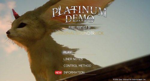platinumdemo-ff15-ost_160908